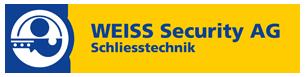 WEISS SECURITY AG – SCHLIESSTECHNIK Logo
